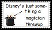 Disney Stamp by maniacthelunatic
