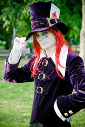 A Witch's tale - Mad Hatter 4 by Megraam