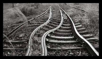 On track by illmeetyouinheaven