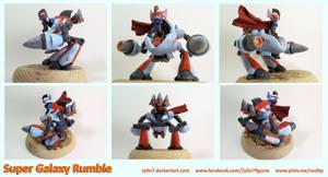 Super Galaxy Rumble by Zy0n7