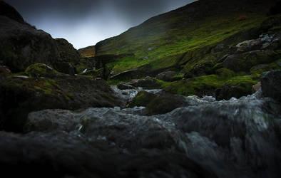Autumn Stream by jonpacker