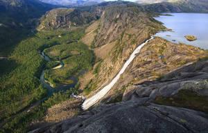 Rago Nasjonalpark by jonpacker
