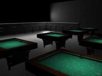 Poolhall by cmw4416