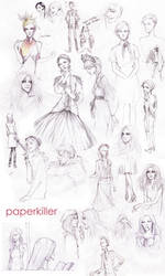 Paperkiller by alcotton