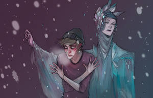 Snow Queen by alcotton