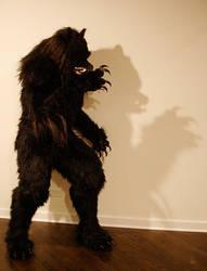 werewolf costume 2007 by missmonster