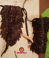 Armor pieces by missmonster