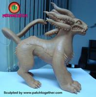 tentatiger sculpt 3 by missmonster