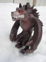 Werewolf toy arrives by missmonster