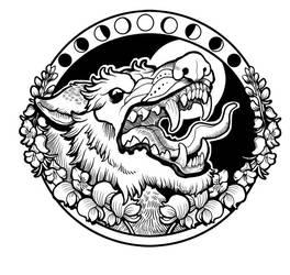 Werewolf shirt by missmonster