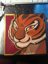 Tigress portrait by missmonster