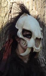 Sabertooth mask pre-order by missmonster