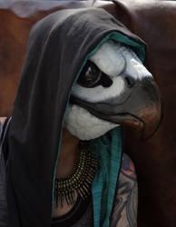 Osprey mask by missmonster