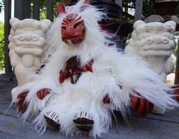 Kuma the fox doll by missmonster
