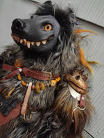 Gnaw the Gnoll by missmonster