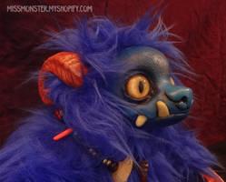 Paunce the Gremlin by missmonster