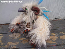 Moth the Raven by missmonster