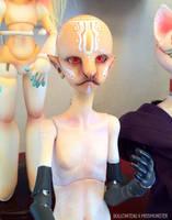 Doll Chateau x missmonster custom bjd by missmonster