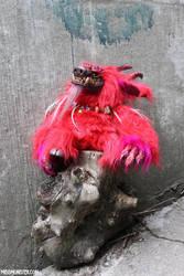 Boazar the demon doll by missmonster