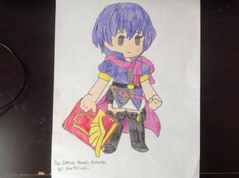 Fire Emblem Heroes Katarina By Sharpeylogic On Deviantart