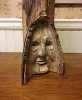 Wood Spirit 3 by ShaunDeLosMuertos