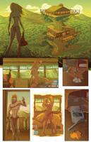 Shanna the She Devil, page 10 by NunoPlati