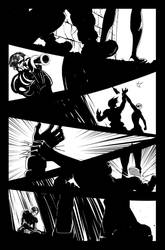 A page from Superior Foes of Spider man 11 by NunoPlati