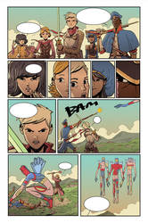 Spera page preview by NunoPlati