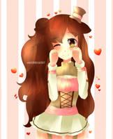 C: Hearts! by puritea