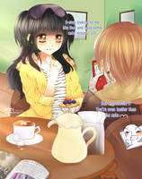 Cheesy Lines by puritea