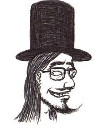 Top Hat Guy by TheMisch