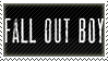 Fall Out Boy Stamp by TheChiza