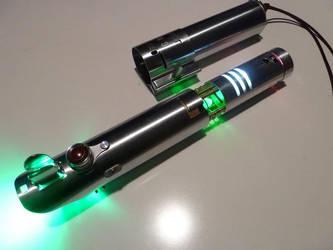 Lightsaber graflex 1.1 c by monomauve