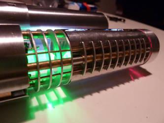 Lightsaber graflex 1.1 f by monomauve