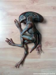 Alien Baby 3D print by monomauve