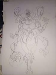 Anarchy Giant form by Warhammer40kOC