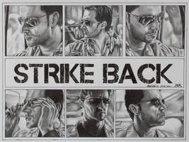John Porter - STRIKE BACK by GizTheGunslinger