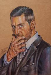Gentleman by GizTheGunslinger