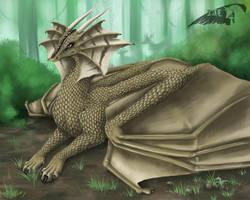 Dragon_brass by Jkz