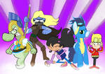Supporters of Harmony by Cartuneslover16
