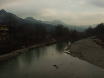 Bologna river1 by Sugary-stock
