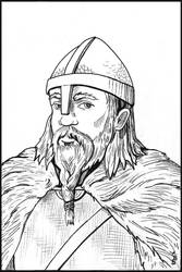 Icelandic Sagas Huscarl by CBStetson