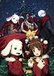 Merry Christmas! by EvyMyu