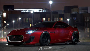 2015 Jaguar F-Type R Coupe by samvesters