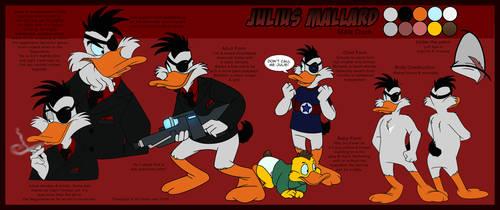 Julius Mallard Ref by Goku-san