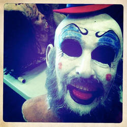Captain Spaulding by NDKARTWORK