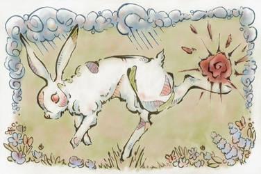 Rabbit Boy by shewolf444