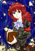 Ange Ushiromiya--Umineko by GXsion