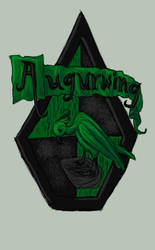 Fandom Fight: Augurwing by AkiAmeko