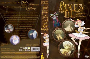 Princess Tutu Cover ReDesign by AkiAmeko